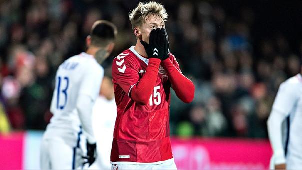 Selección de Dinamarca
