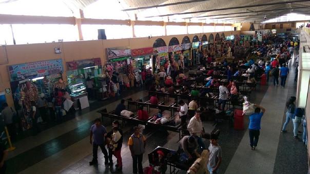 Terminal Aqp