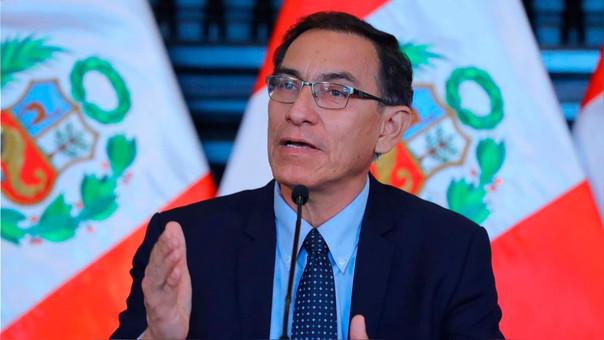 Martín Vizcarra será al anfitrión de la Cumbre de las Américas en Lima.