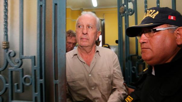 Directivo de Graña y Montero queda en libertad — Odebrecht