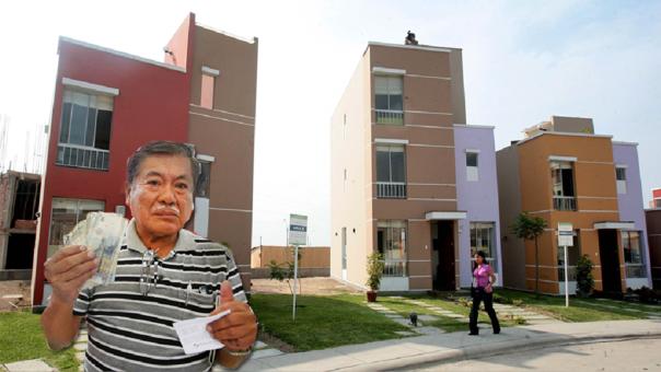 Congreso aprobó ley de hipoteca inversa