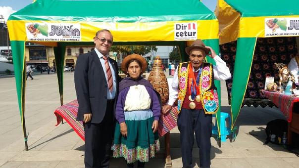 Huancayo, feria de productores
