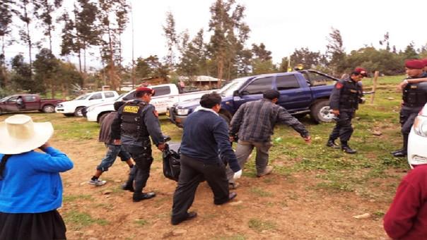 En los próximos días la policía tendrá resultados sobre este nuevo crimen que conmocionó a la provincia de Contumazá