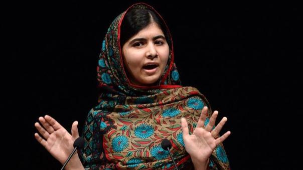 A los 17 años, Malala se convirtió años en la Premio Nobel de la Paz más joven de la historia.