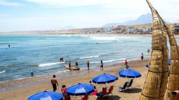 Huanchaco, Perú