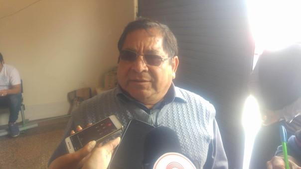 Gobernador regional, Luis Gamarra