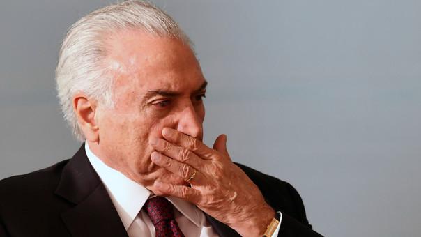 BRAZIL-MEDICAL-MERIT-TEMER