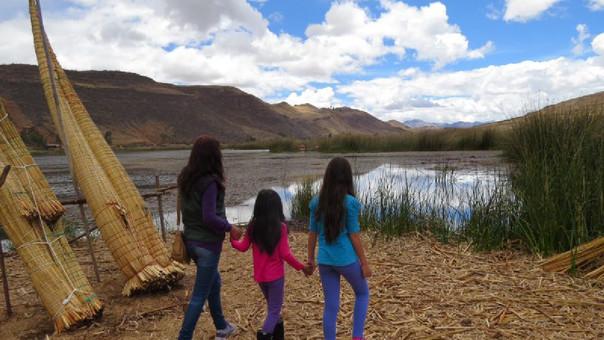 Familias hicieron turismo en Semana Santa