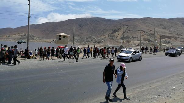Jovenes recorren Cerro de la Juventud por Semana Santa