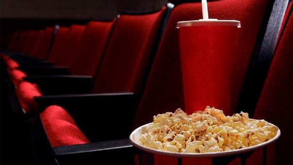 Canchita de cines no cuenta con registro sanitario