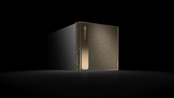 El sistema DGX-2 de NVIDIA.