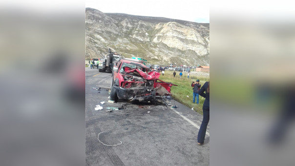 La Oroya, accidente