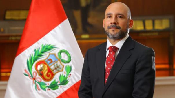 Christian Sánchez ha sido funcionario del MTPE hasta antes de asumir como ministro de Trabajo.