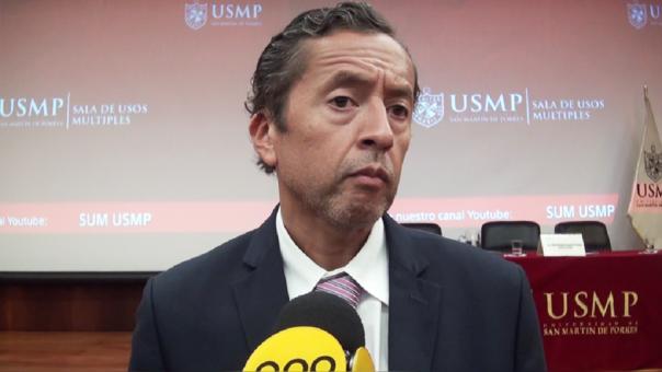 David Tuesta ha sido confirmado como nuevo ministro de Economía y Finanzas.