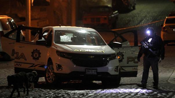 Mueren 9 en tiroteo en Jalisco