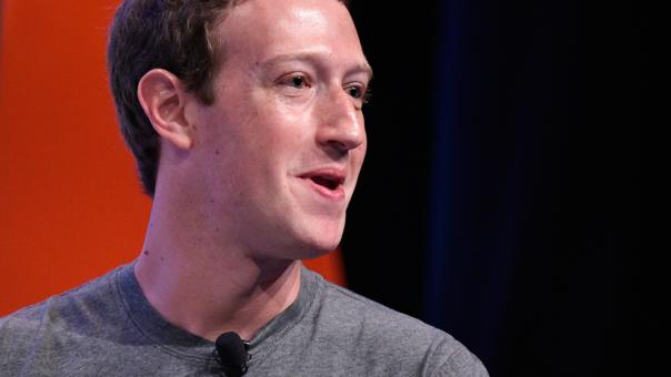 Mark Zuckerberg (33) está al frente de Facebook desde que fundó la red social en 2004.