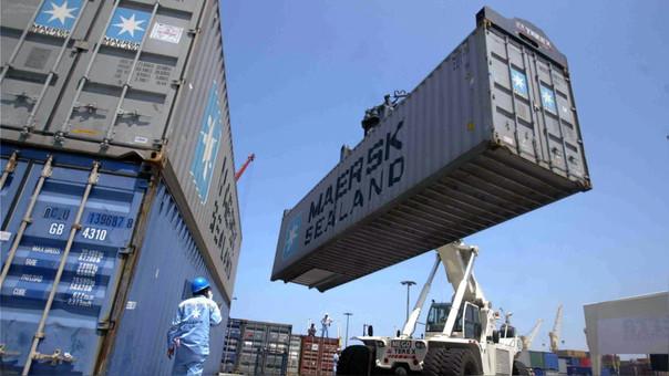 La tercera parte de las exportaciones peruanas van hacia países de América.