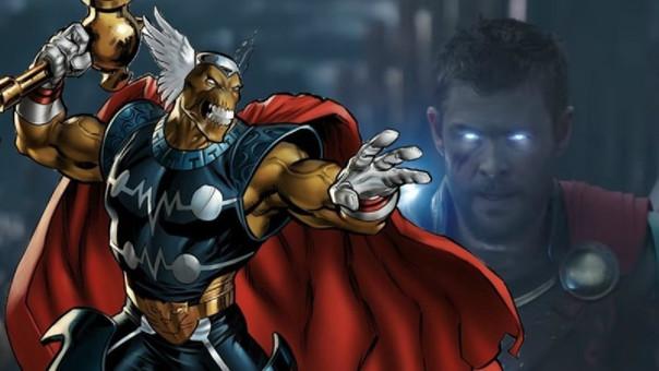 Avengers Infinity War Stormbreaker La Historia Del Nuevo Martillo