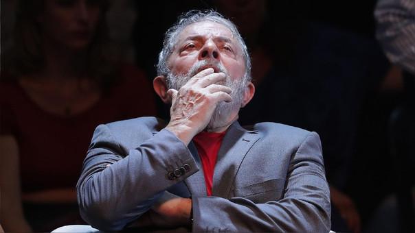 Lula durante un acto público el pasado lunes.