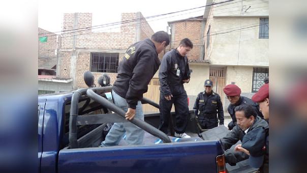 Familiares de la víctima exigieron a la Policía Nacional y al Ministerio Público la pronta captura de los asesinos
