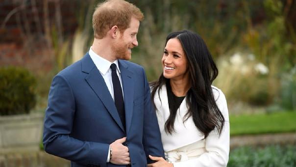 La historia de amor de Meghan Markle y el Príncipe Harry