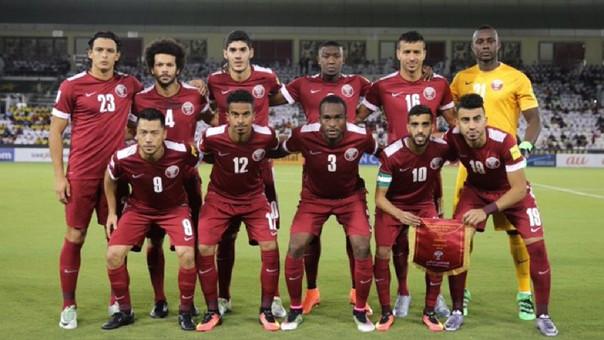 Resultado de imagen para seleccion futbol qatar 2018