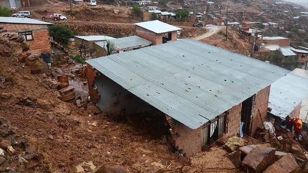UGEL de Chota coordina con municipio de Lajas para la reconstrucción del local educativo