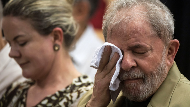 Tribunal Superior de Brasil negó un nuevo hábeas corpus a Lula
