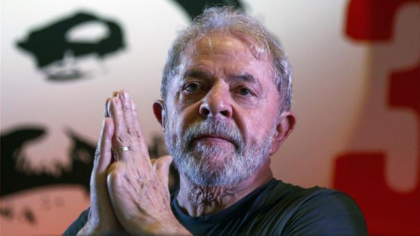 Será este sábado cuando se ejecute la prisión de Lula