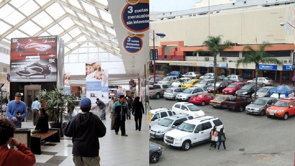 Centros comerciales rechazan propuesta para brindar estacionamiento gratuito.