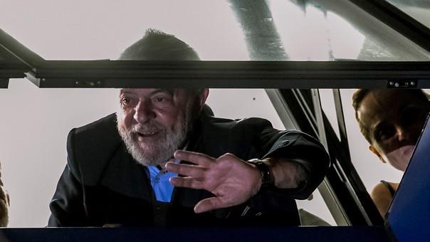 Lula permanecía acuartelado en la sede del Sindicato de los Metalúrgicos de Sao Bernardo do Campo.