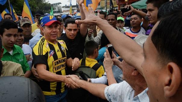 Encuesta da ventaja a Falcón sobre Maduro para elecciones en Venezuela