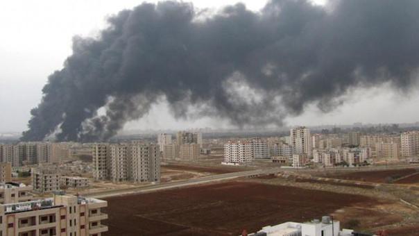 Rusia veta propuesta de EE.UU. para investigar ataques químicos en Siria