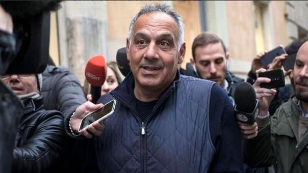James Pallotta tomó las riendas de la Roma en 2012.