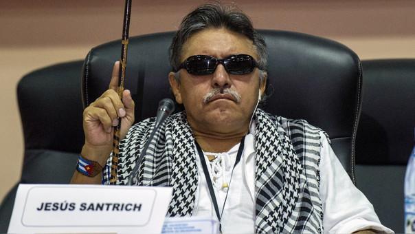 Timochenko pide a la FARC mantener la 'cohesión' tras detención de Santrich