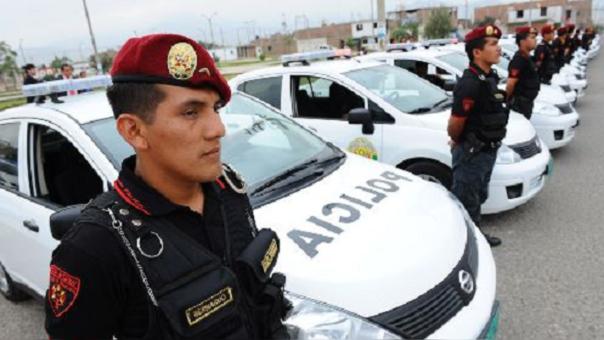 Escuela Nacional de la Policía