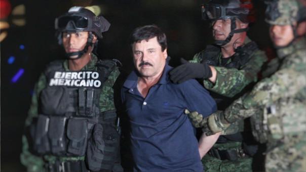 El Chapo Guzmán fue extraditado a EE.UU. a inicios del año pasado.
