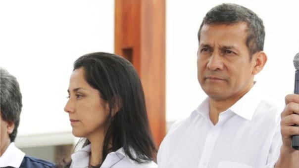 Nadine Heredia y Ollanta Humala esperan recuperar su libertad a través de hábeas corpus.
