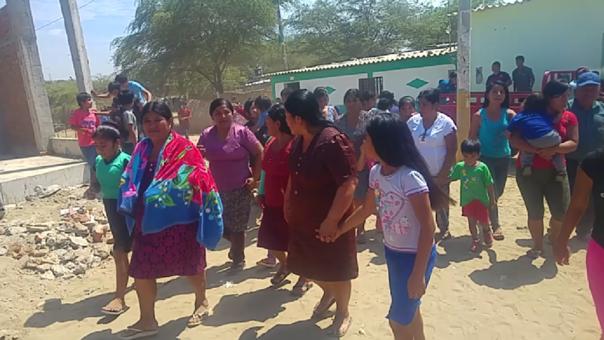 Pobladores siguen consumiendo agua de pozos