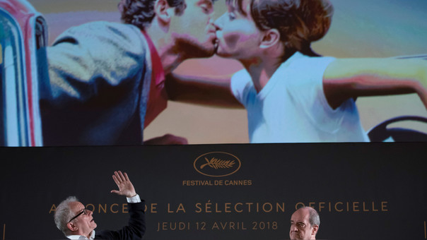 FRANCIA FESTIVAL CANNES