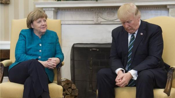 Merkel avanza que Alemania no participará en eventual ataque a régimen sirio