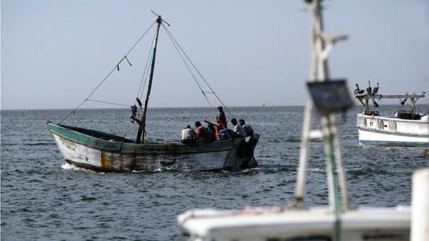 Mañana se reanudará la búsqueda de los pescadores desaparecidos.