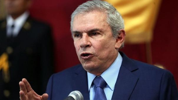 Luis Castañeda Lossio había señalado anteriormente que las preguntas del JNE ya habían sido respondidas.
