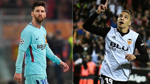 Barcelona impone nuevo récord al vencer al Valencia en La Liga