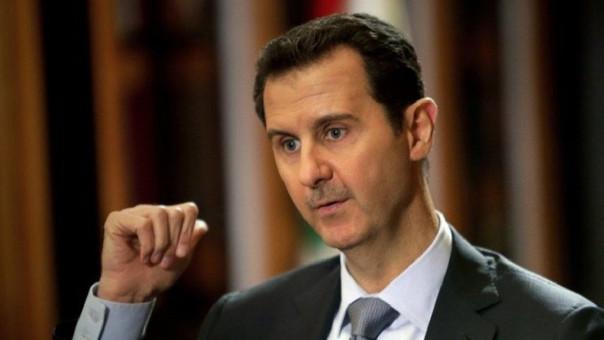 El Gobierno de Bashar al-Asad anunció que están respondiendo al ataque anunciado por Donald Trump este viernes.