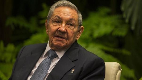 Raúl Castro, de 86 años, dejará la Presidencia de Cuba el próximo 19 de abril.