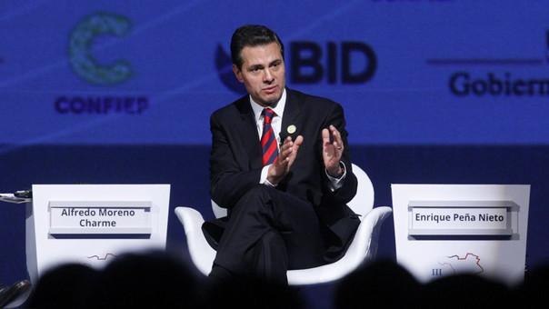 Asimismo Peña Nieto, proyectó que su país podría acabar con la pobreza extrema en los próximos seis años gracias a la estrategia gubernamental implementada para alcanzar este objetivo.