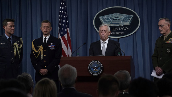 US-U.S.-DEFENSE-SECRETARY-MATTIS-AND-CHAIRMAN-OF-THE-JOINT-CHIEF