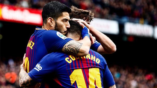 Barcelona vs. Valencia