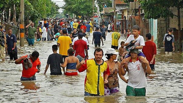 Fenómenos relacionados a las lluvias corresponden al 88 % de los desastres registrados entre los años 1998 - 2017 en Colombia.